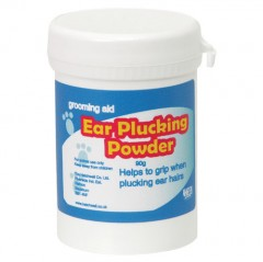 Groomers - Hatchwells Ear Plucking Powder