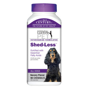 Petsmart 21st Century Shed-Less Chewable Tablets