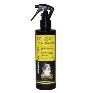 Petsmart Miracle Coat Shed Reducer Dog Spray