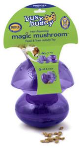 Muttropolis Busy Buddy Magic Mushroom