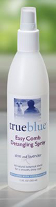 Only Natural Pet TrueBlue Detangling Spray
